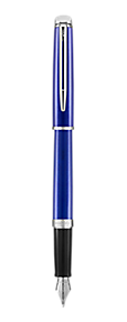 Bright Blue Fountain Pen CT