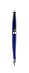 Bright Blue Ballpoint Pen CT