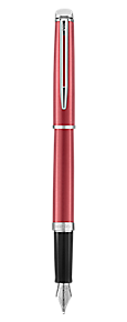 Coral Pink Fountain Pen CT