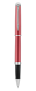 Coral Pink Rollerball Pen CT