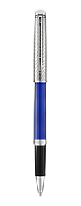 Deluxe Blue Wave Rollerball Pen CT