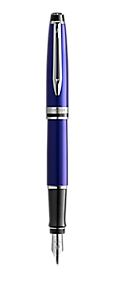 Essential Dark Blue Fountain Pen CT