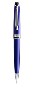 Stylo bille bleu CT
