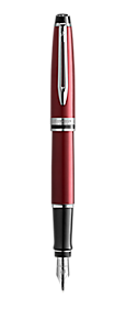 Dark Red Fountain Pen CT