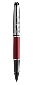 Deluxe Dark Red Rollerball CT
