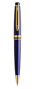 Prussian Blue Ballpoint Pen GT