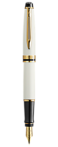 Ivory Fountain Pen GT