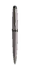 Metallic Silver Lacquer Ballpoint Pen (Special Edition)