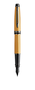 Metallic Gold Lacquer Fountain Pen (Special Edition)