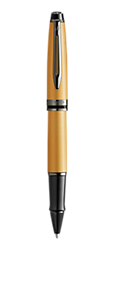 Metallic Gold Lacquer Rollerball Pen (Special Edition)