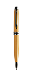 Metallic Gold Lacquer Ballpoint Pen (Special Edition)