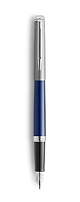 Blue Fountain Pen