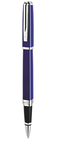 Slim Blue Rollerball Pen ST