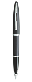 Charcoal Grey Fountain Pen CT