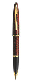 Marine Amber Fountain Pen GT