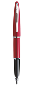 Glossy Red Fountain Pen CT