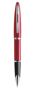 Glossy Red Rollerball Pen CT