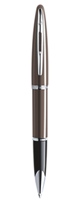 Frosty Brown Rollerball Pen CT