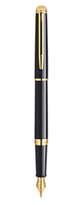 Essential Black Fountain Pen GT