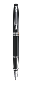 Black Fountain Pen CT