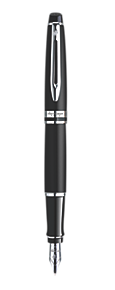 Essential Matt Black Fountain Pen CT
