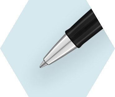 Deluxe Cracked Rollerball Pen CT