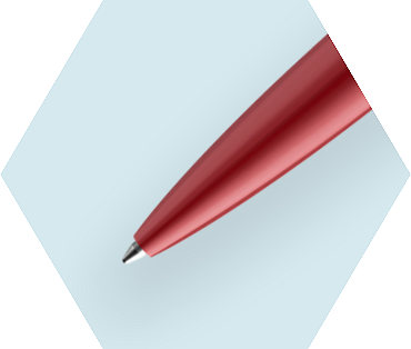 Essential Red Ballpoint Pen CT