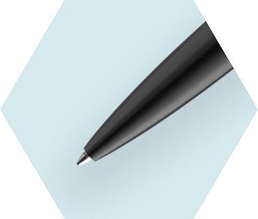 Essential Black Ballpoint Pen CT