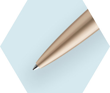 Deluxe Gold Ballpoint Pen CT