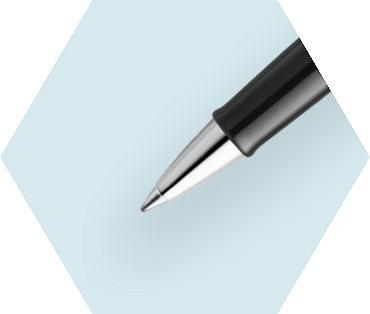 Promenade Vermillon Rollerball Pen CT