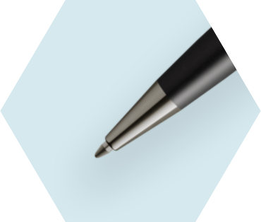 Metallic Black Lacquer Ballpoint Pen (Special Edition)