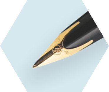 黑夜海洋珍漆墨水笔
