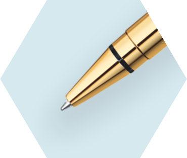 Black Ballpoint Pen GT