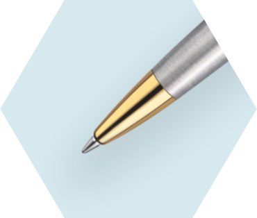 Stainless Steel Ballpoint Pen GT