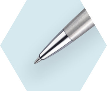 Stainless Steel Ballpoint Pen CT