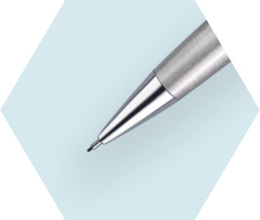 Essential Stainless Steel Mechanical Pencil CT