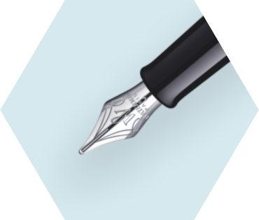 Matt Black Fountain Pen CT