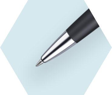 Matt Black Ballpoint Pen CT