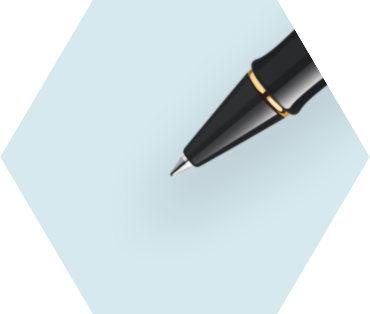 Black Rollerball Pen GT