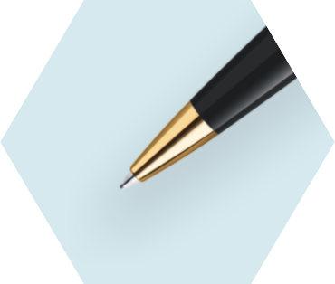 Essentail Black Ballpoint Pen GT